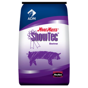 MoorMan's ShowTec BB 18 BMD Medicated