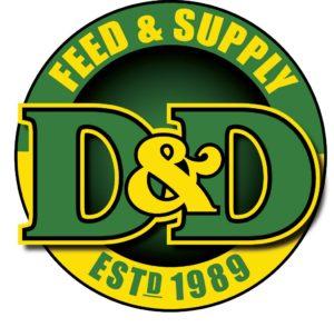 D&D Feed & Supply Logo