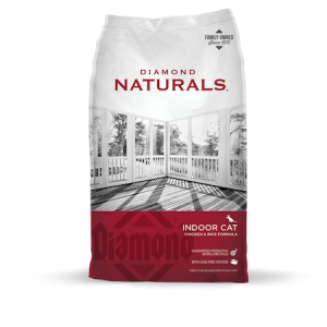 Diamond Natural Indoor Formula Dry Cat Food