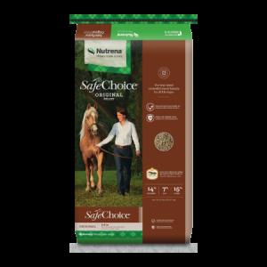 Nutrena Safechoice Original Horse Feed