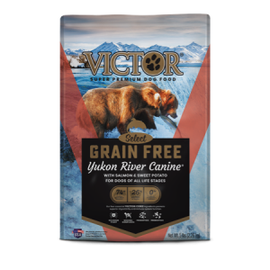 Victor Yukon River Salmon & Sweet Potato Grain Free Dry Dog Food