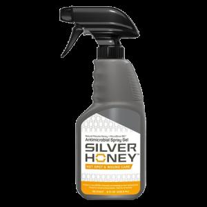 Absorbine Silver Honey Hot Spot & Wound Care Spray Gel