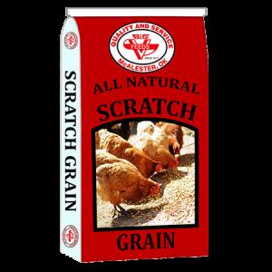 Big V Scratch Grain