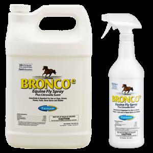 Bronco e Equine Fly Spray Plus Citronella Scent