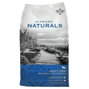 Diamond Naturals Beef & Rice Dry Dog Food