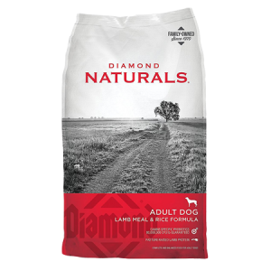 Diamond Naturals Lamb Meal and Rice Formula Adult Dry Dog Food
