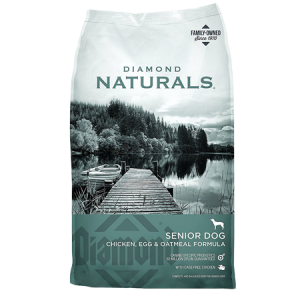 Diamond Naturals Senior Formula Dry Dog Food