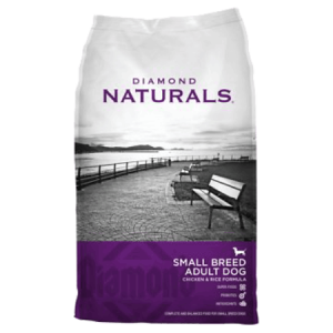 Diamond Naturals Small Breed Adult Chicken Dry Dog Food