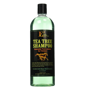 E3 Elite Grooming Tea Tree Shampoo for Horses