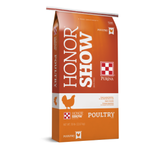 Purina Honor Show Chow Poultry Grow-Finish