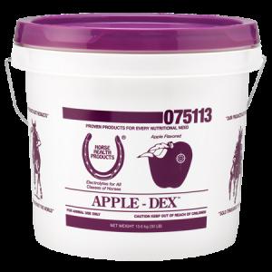 Horse Health Apple-Dex Electrolyte Horse Supplement, 30-lb