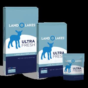 Land O' Lakes Ultra Fresh Optimum Lamb Milk Replacer