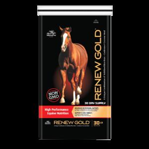 Manna Pro Renew Gold Horse Feed