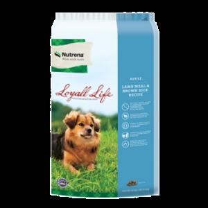 Loyall Life Adult Lamb Meal & Rice Dry Dog Food