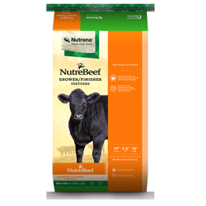 Nutrena NutreBeef Grower/Finisher Feed