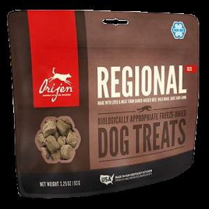 ORIJEN Freeze Dried Regional Red Dog Treats