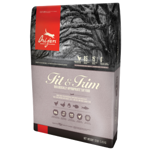 ORIJEN Grain Free Fit & Trim Dry Cat Food