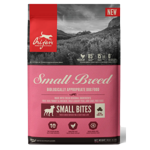 ORIJEN Small Bites Small Breed Dry Dog Food