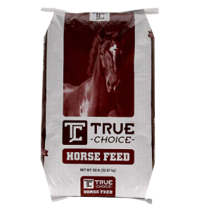 Purina Animal Nutrition True Choice Equine 12 Textured Sweet Feed 50