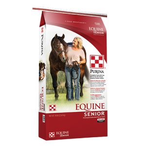Purina Equine Senior Horse Feed