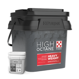 Purina High Octane Heavy Weight Topdress