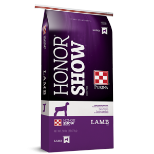 Purina Honor Show Chow Showlamb Grower 15% DX
