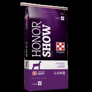 Purina Honor Show Chow Flex Lamb TXT B30