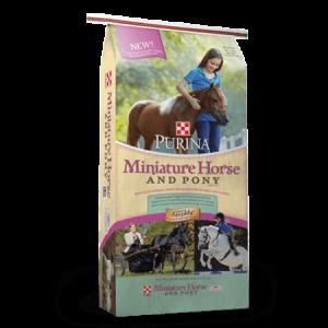 Purina Miniature Horse & Pony Feed