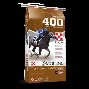 Purina Omolene 400 Complete Advantage Horse Feed
