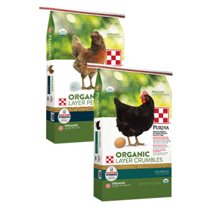 Purina Organic Layer Crumbles