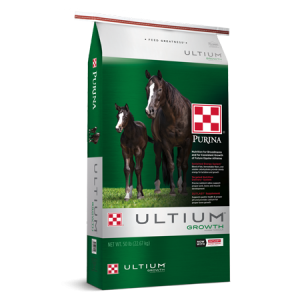 Purina Ultium Growth Horse Formula