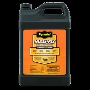 Pyranha Nulli-Fly Horse Insecticide Spray, Gallon