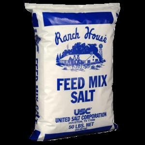 Ranch Hand Loose Granular Salt