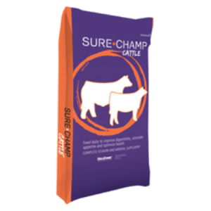 Sure Champ Cattle Pellet