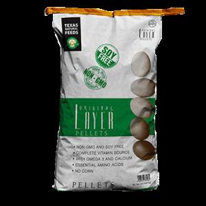 Texas Natural Feeds Original Layer Pellets