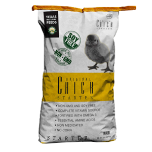 Texas Natural Feeds Original Chick Starter/Grower