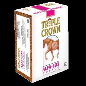 Triple Crown Alfa-Lox Forage
