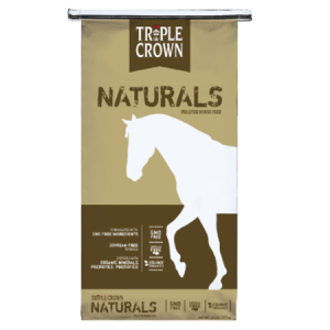 Triple Crown Naturals Pelleted Horse Feed