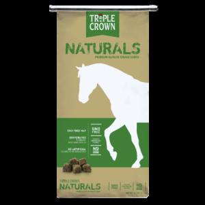 Triple Crown Naturals Premium Alfalfa Forage Cubes