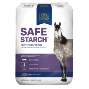 Triple Crown Safe Starch Forage