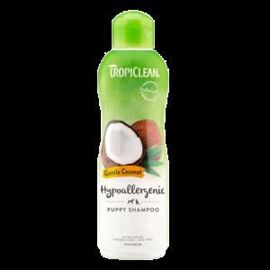 TropiClean Gentle Coconut Pet Shampoo