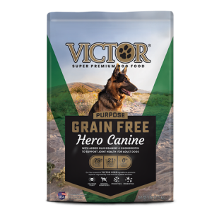 Victor Grain Free Hero Dry Dog Food