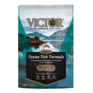 Victor Select Ocean Fish Formula with Salmon Dry Dog Food