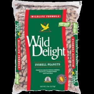 Wild Delight Inshell Peanuts