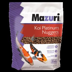Mazuri Koi Platinum Nuggets 5EE4