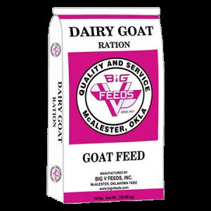 Big V Dairy Goat Ration