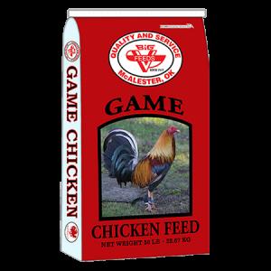 Big V Game Cock 60-40