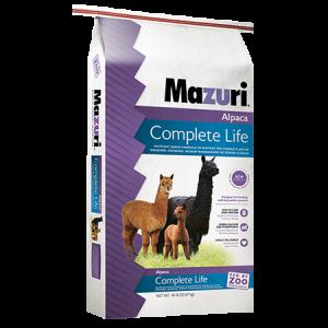 Mazuri Alpaca Complete Life 56SF