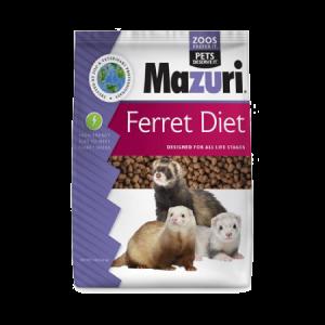 Mazuri Ferret Diet 5M08 25-lb