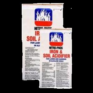 Nitro-Phos Iron and Soil Acidifier 3-3-3